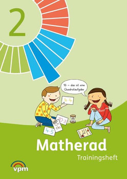 Matherad 2: Trainingsheft - Für die 2. Klasse - Nina Fiedel-Gellenbeck & Alma Tamborini [Broschiert]