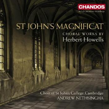 a. Nethsingha - St.John'S Magnificat