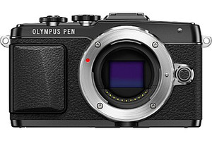 Olympus PEN E-PL7 body noir