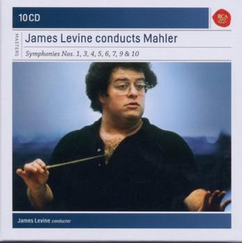 James Levine - Mahler: Symphonien 1, 3, 4, 5, 6, 7, 9, 10