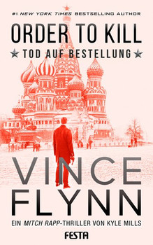 ORDER TO KILL – Tod auf Bestellung - Vince Flynn  [Taschenbuch]