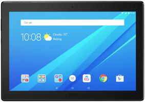 "Lenovo Tab 4 10 10,1"" 16 Go eMCP [Wi-Fi + 4G] slate black"