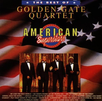 the Golden Gate Quartet - Best of Golden Gate Quartet