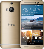 HTC One M9+ 32GB goud op goud
