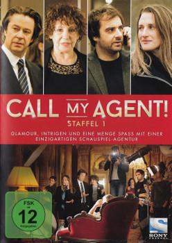 Call my Agent: Staffel 1 [2 DVDs]