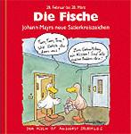 Sternzeichenbücher: Die Fische. Rote Ausgabe. 20. Februar bis 20. März - Johann Mayr