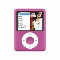 Apple iPod nano 3G 8GB rosa