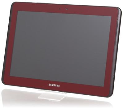 """Samsung Galaxy Tab 2 10.1 10,1"""" 16Go [Wi-Fi] rouge grenat"""