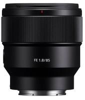 Sony FE 85 mm F1.8 67 mm Filtergewinde (Sony E Mount Anschluss) schwarz
