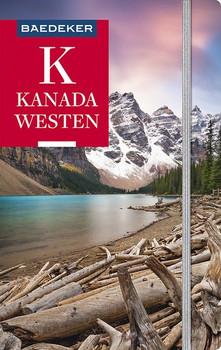Baedeker Reiseführer Kanada Westen. mit GROSSER REISEKARTE - Helmut Linde  [Taschenbuch]