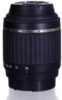 Tamron AF 55-200 mm F4.0-5.6 Di LD II Macro 52 mm Objetivo (Montura  Nikon F) negro