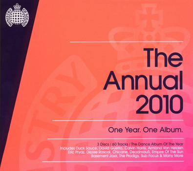 Various - The Annual 2010 (UK Version)