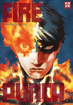 Fire Punch 01 - Tatsuki Fujimoto  [Taschenbuch]