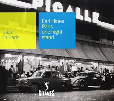 Earl Hines - Jazz in Paris - Paris One Night Stand