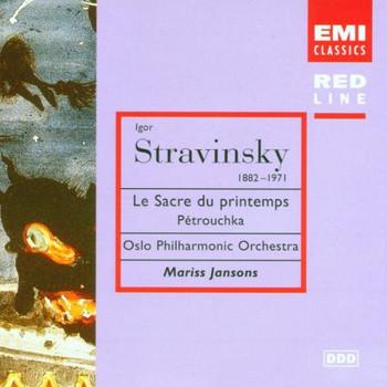 Mariss Jansons - Red Line - Strawinsky (Ballette)