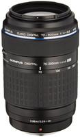 Olympus 70-300 mm F4.0-5.6 ED 58 mm Objetivo (Montura Four Thirds) negro