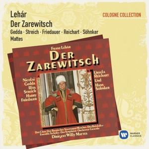 Gedda - Der Zarewitsch