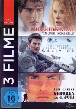 In einem fernen Land / Oblivion / Geboren am 4. Juli [3 DVDs]