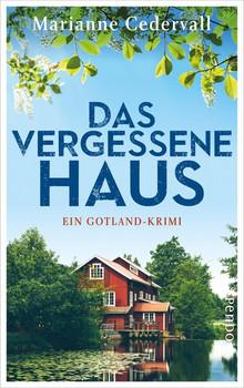 Das vergessene Haus. Ein Gotland-Krimi - Marianne Cedervall  [Taschenbuch]