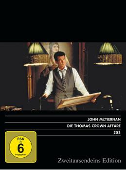 Zweitausendeins Edition: Film 253 - Die Thomas Crown Affäre