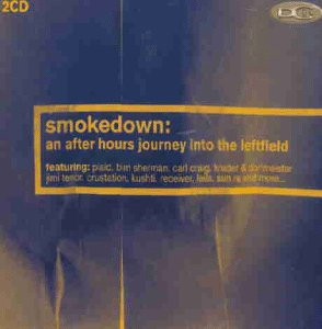 Various - Smokedown Dcd