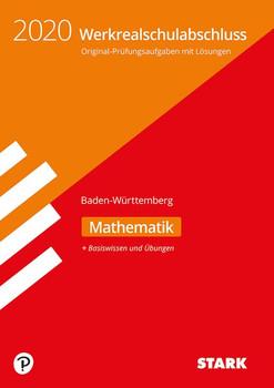 Original-Prüfungen und Training Werkrealschule 2020 - Mathematik 10. Klasse - BaWü [Taschenbuch]