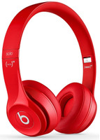 Beats by Dr. Dre Solo²  rouge