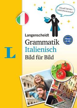Langenscheidt Grammatik Italienisch Bild für Bild - Die visuelle Grammatik für den leichten Einstieg - Valerio Vial  [Taschenbuch]