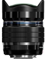 Olympus Pro 8 mm F1.8 ED (Montura Micro Four Thirds) negro