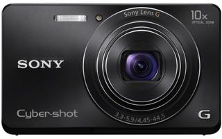 Sony DSC-W690 negro