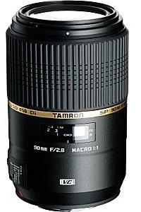Tamron SP 90 mm F2.8 Di USD Macro 1:1 58 mm Objectif  (adapté à Sony A-mount) noir