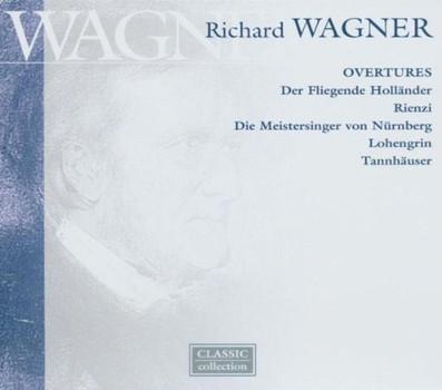 Yuri Simonov The Philhamonia - Wagner: Ouvertures der Fliegen