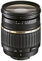 Tamron SP AF 17-50 mm F2.8 ASL Di IF LD XR II 67 mm Obiettivo (compatible con Pentax K) nero