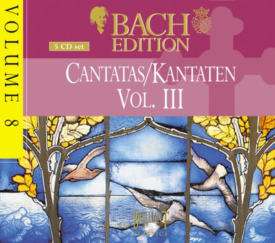 Various - Bach Edition: Vol.8 Kantaten III 5-CD