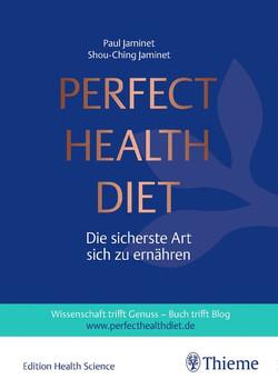 Perfect Health Diet - Paul Jaminet  [Gebundene Ausgabe]