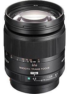 Sony 135 mm F2.8 STF 72 mm Objectif (adapté à Sony A-mount) noir