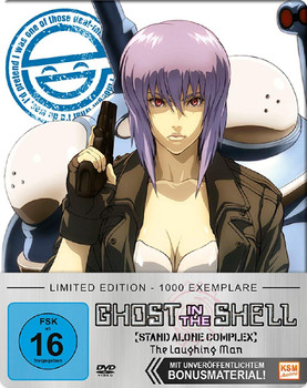 Ghost in the Shell - Stand Alone Complex - Laughing Man
