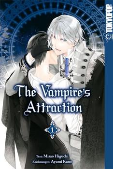 The Vampire's Attraction 01 - Misao Higuchi  [Taschenbuch]