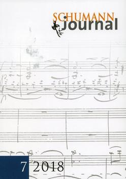 Schumann Journal 7/2018 [Taschenbuch]