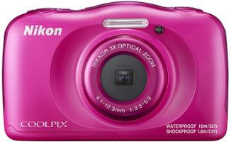 Nikon Coolpix W100 rosa