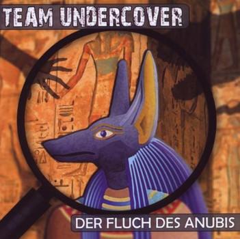 Team Undercover - Team Undercover Folge 1: Der Fluch des Anubis