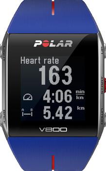 Polar V800 blu