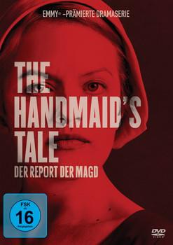 The Handmaid's Tale - Der Report der Magd [4 DVDs]