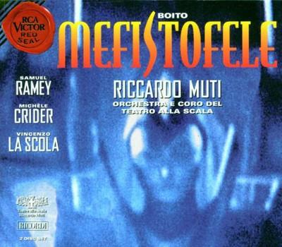 R Muti - Boito: Mefistofele (Gesamtaufnahme(ital.))
