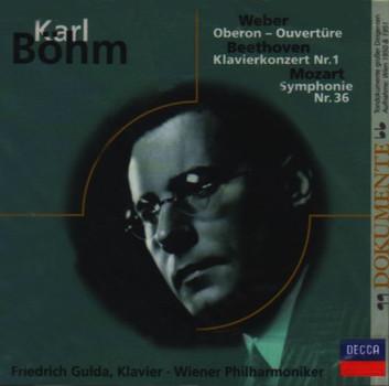 Friedrich Gulda - Sinfonie 36/Klavierkonzert 1/+
