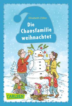 Die Chaosfamilie weihnachtet - Zöller, Elisabeth