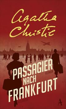 Passagier nach Frankfurt - Agatha Christie  [Gebundene Ausgabe]