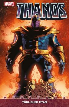 Thanos Megaband - DeodatoJr.,Mike  [Taschenbuch]