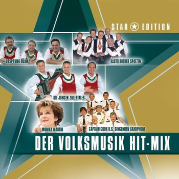Various - Star Edition-der Volksmusik Hit-Mix