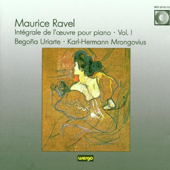 Begona Uriarte - Klavierwerke Vol. 1